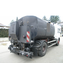 Asphalt Mixing Plant Exporter, Supplier in India