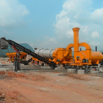Hot Mix Asphalt Plant Exporter, Supplier