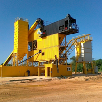 Asphalt Batch Mix Plant Supplier in India