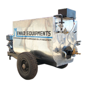 Skid Mounted Bitumen Sprayer