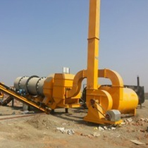 Road Construction Machinery, Asphalt Drum Mix Plant